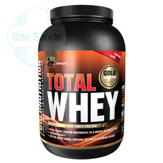 Total Whey – Chocolate