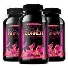 3 Magic Burner