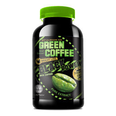 Green Coffee Black Power