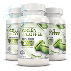 Pack 3 Green Coffee