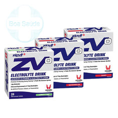ZV0 Electrolyte Tablets Cherry