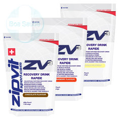 ZV3 Recovery Drink Rapide, Chocolate