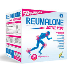 Reumalone Active Plus 30 Ampolas