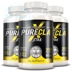 Pack 3 PureCLA 1000mg