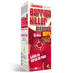 Barriga Killer Intense Burn